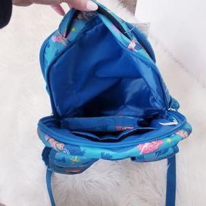 Crickt Bags - Crickt Blue Mermaid 2 Pc Backpack Set